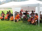 Cello orchestra